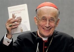 Cardenal Camillo Ruini, Presidente de la Comisión del Vaticano – muestra una actitud abierta hacia Medjugorje y anima a la gente a ir en peregrinación, según informa el diario Slobodna Dalmacija.