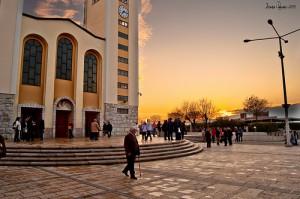 La iglesia de Medjugorje – según el diario Slobodna Dalmacija fue visitada con regularidad por agentes anónimos del Vaticano durante los trabajos de la Comisión
