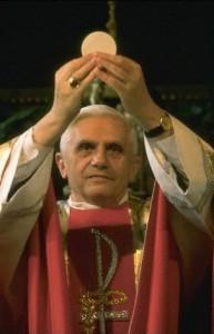 Cardinal Joseph Ratzinger Pope Benedict