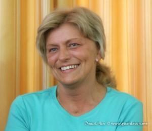 Mirjana Dragicevic-Soldo, julio de 2012