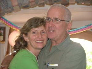 Patrcik y Nancy
