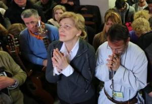 Aparición anual a Mirjana el 18 de marzo de 2013