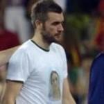 Golero de la selección de Croacia
