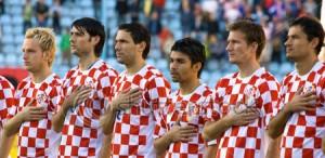 La selección croata de futbol