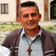 El padre Ivan Filipovic