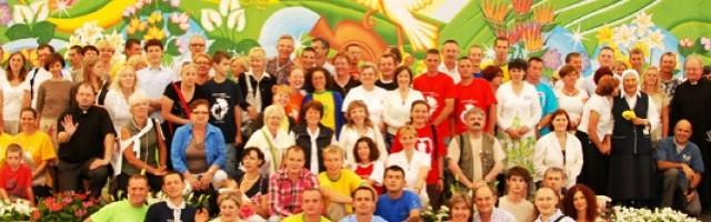 Un encuentro de la Comunidad del Cenáculo, trabajo y oración contra las adicciones
