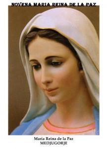 Novena Maria Reina de la Paz