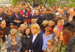 Mensaje del 2 de abril de 2014 en Medjugorje