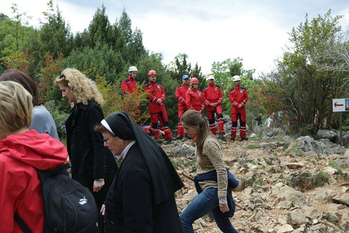 Via Crucis del Viernes Santo en el Krizevac 3