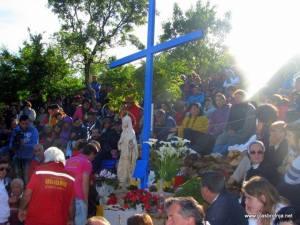 Aparición de la Virgen a Mirjana en Medjugorje el 2 de junio de 2014 - 1