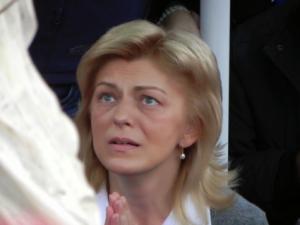 Mirjana durante la aparición