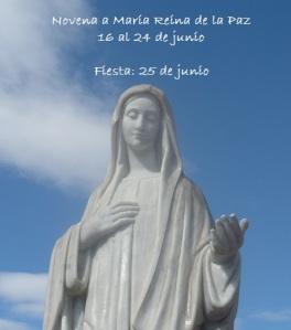 Novena a Maria Reina de la Paz