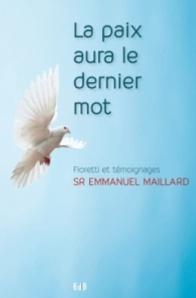 Libro nuevo de Sor Emmanuel