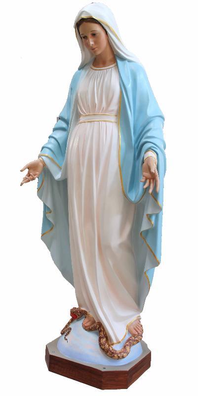 Aquí la Virgen nos enseña que soy yo quien debe cambiar y