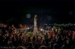 Aparición de la Virgen a Iván el 4 de agosto de 2014