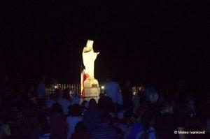 Aparición extraordinaria de la Virgen al vidente Iván el 4 de agosto de 2014 - 7