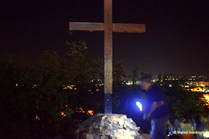 Aparición extraordinaria de la Virgen al vidente Iván el 4 de agosto de 2014 - 8