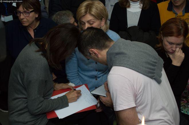 Aparición de la Virgen a Mirjana en Medjugorje el 2 de febrero de 2015 - 8