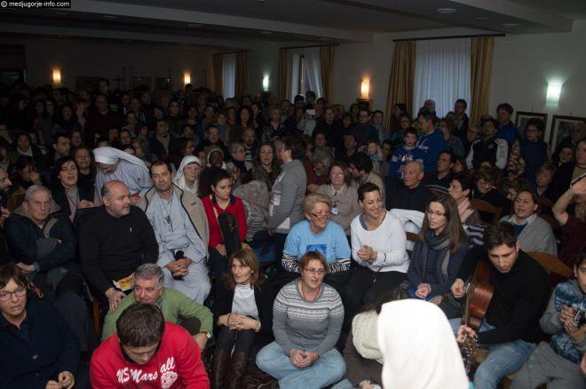 Aparición de la Virgen a Mirjana en Medjugorje el 2 de febrero de 2015 - 9