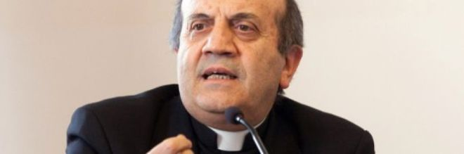 Monseñor Domenico Sigalini – Fuente: ilGiornale.it
