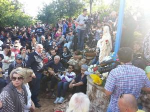 Aparición de la Virgen a Mirjana el 2 de junio de 2015 en Medjugorje - 8