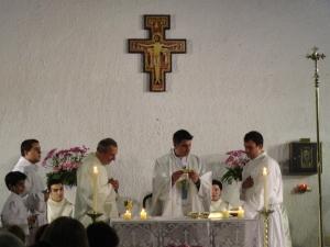 Primera Misa Padre Marcelo Marciano