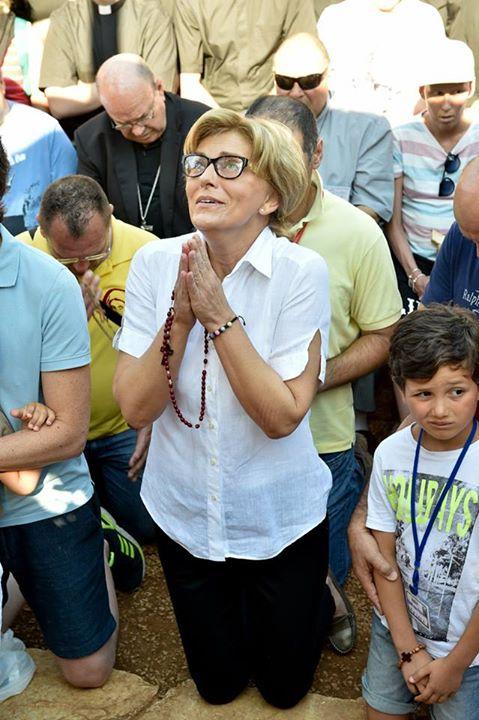 Aparición de la Virgen a Mirjana en Medjugorje el 2 de julio de 2015 - 9