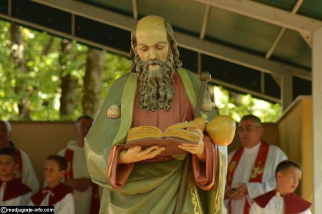 Fiesta de Santiago Apostol en Medjugorje 6