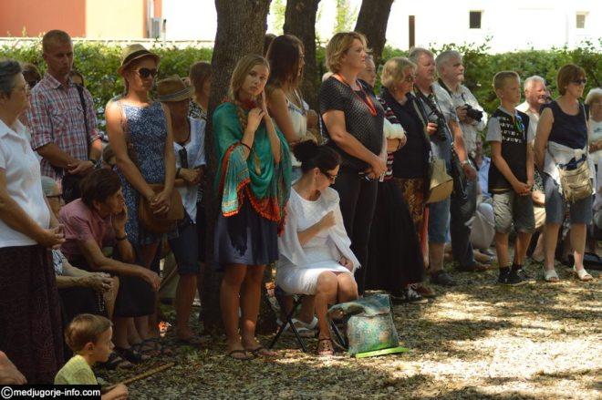 Fiesta de Santiago Apostol en Medjugorje 7