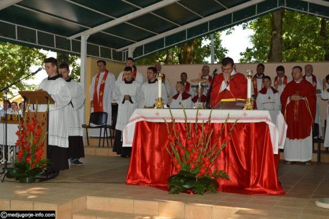 Fiesta de Santiago Apostol en Medjugorje 8
