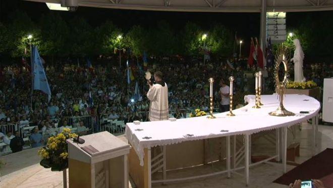 Adoración en el 26 Midlafest 2