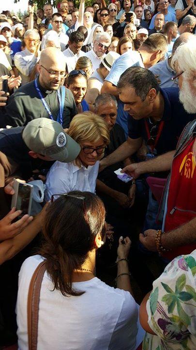 Aparición de la Virgen a Mirjana en Medjugorje el 2 de agosto de 2015 - 11