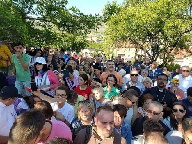 Aparición de la Virgen a Mirjana en Medjugorje el 2 de agosto de 2015 - 2