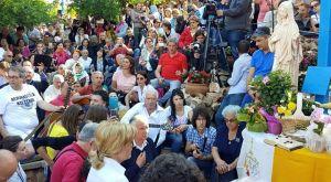 Aparición de la Virgen a Mirjana en Medjugorje el 2 de agosto de 2015 - 5