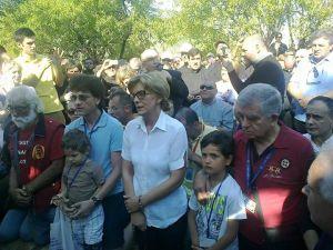 Aparición de la Virgen a Mirjana en Medjugorje el 2 de agosto de 2015 - 8