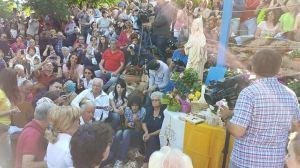 Aparición de la Virgen a Mirjana en Medjugorje el 2 de agosto de 2015