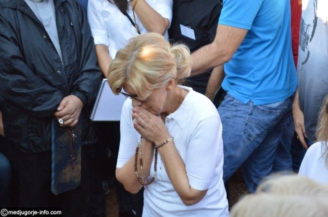 Aparición de la Virgen a Mirjana en Medjugorje el 2 de septiembre de 2015 - 8