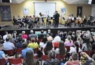 Concierto de la Escuela de Música Pavle Markovac de Zagreb en Medjugorje