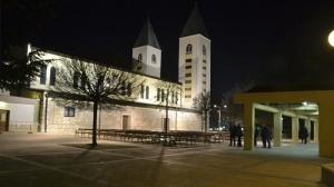La Parroquia de Medjugorje es un ejemplo de oración comunitaria