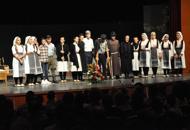 Representación de la obra de teatro %22Los maestros%22 en Medjugorje
