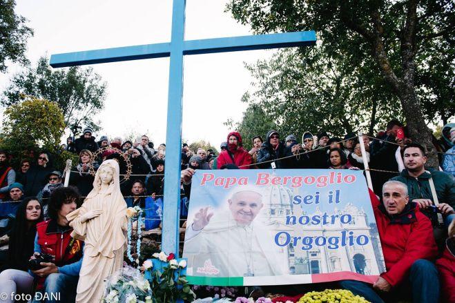 Aparición de la Virgen a Mirjana en Medjugorje el 2 de noviembre de 2015 - 2