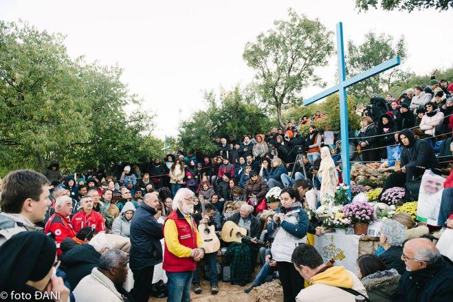 Aparición de la Virgen a Mirjana en Medjugorje el 2 de noviembre de 2015 - 3