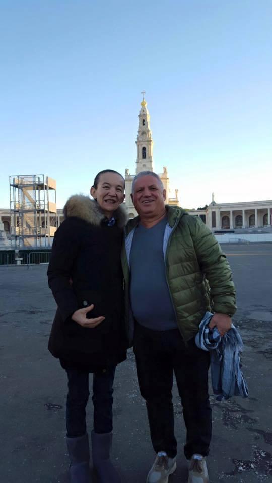 Peregrinación de Vicka a Fátima y Santiago de Compostela - 4