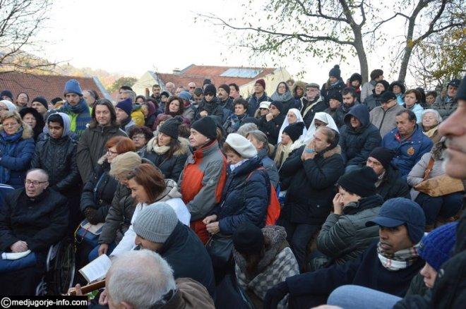 Aparición de la Virgen a Mirjana en Medjugorje el 2 de diciembre de 2015 - 5