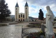 Aniversario de la Bendición Solemne de la Parroquia de Medjugorje