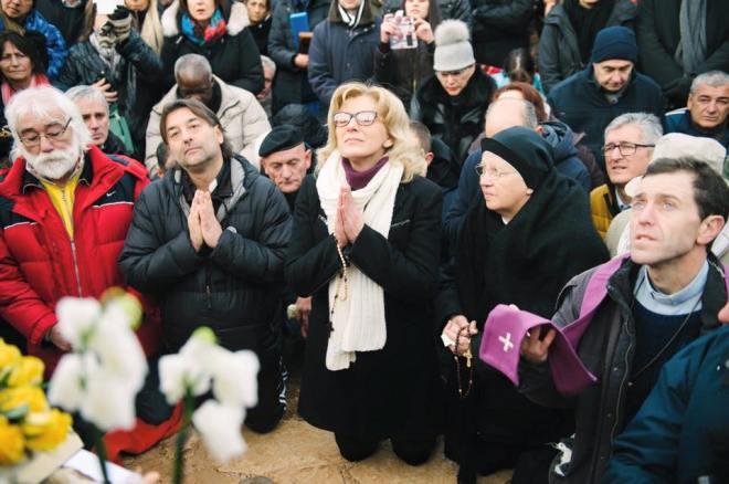 Aparición de la Virgen a Mirjana el 2 de enero de 2016 - 5
