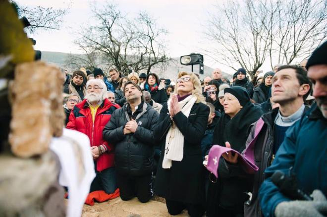 Aparición de la Virgen a Mirjana el 2 de enero de 2016 - 7