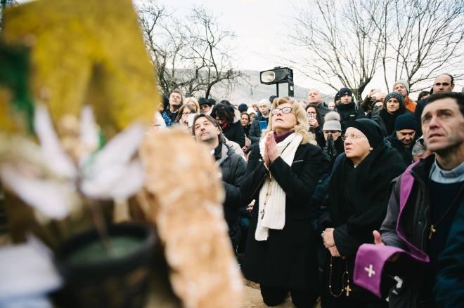 Aparición de la Virgen a Mirjana el 2 de enero de 2016 - 9