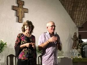 Nancy y Patrick en Uruguay 1