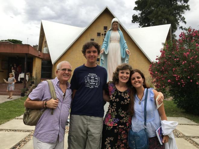 Nancy y Patrick en Uruguay 7